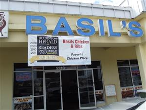 Basil's Flame Broiled Chicken & Ribs - 5210 E State Road 64